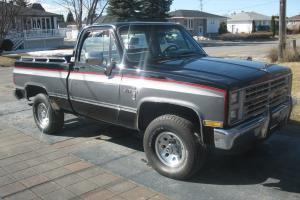 1986 Chevrolet Silverado 1500 SILVERADO Photo