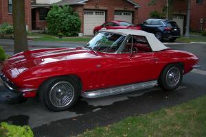 1965 Chevrolet Corvette Convertible | eBay Photo