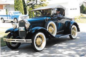 1931 Ford Model A  | eBay Photo