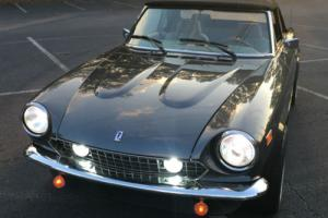 1983 Fiat Spider Pininfarina
