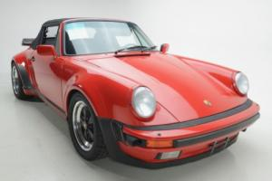 1988 Porsche 911 Carrera Turbo Photo