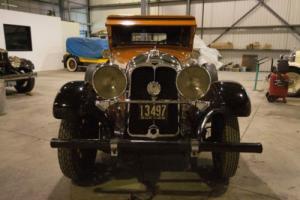 1929 Auburn Berline 7 pass.