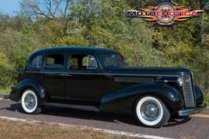 1937 Buick Special Trunkback Special Trunkback Sedan Restomod