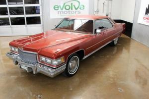1976 Cadillac DeVille -- Photo