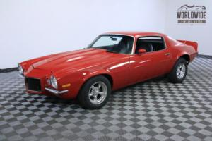1970 Chevrolet Camaro 454 BIG BLOCK V8 QUADRA JET CARB 4SPD MANUAL