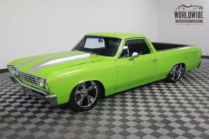 1967 Chevrolet El Camino RESTORED SHOW CAR. TPI V8! AIR RIDE!