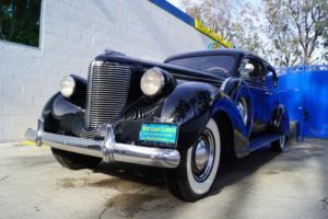 1938 Chrysler Imperial RARE LONG WHEEL BASE LIMOUSINE - 1 OF 145 BUILT Photo