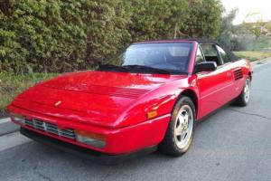1989 Ferrari Mondial for Sale