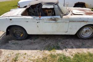 1963 Fiat 1200 for Sale