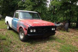 1969 GMC C10, Custom 10, 1500 Photo