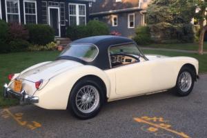 1958 MG MGA A