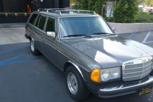 1982 Mercedes-Benz 300-Series 300TD