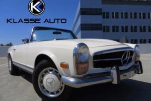 1971 Mercedes-Benz 200-Series 280SL Photo