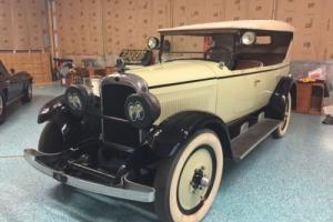 1925 Nash open touring