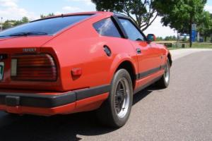 1982 Datsun Z-Series Model # KHLS130JTUBC Photo