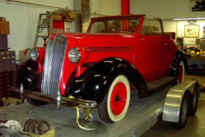 1936 Plymouth Other P2