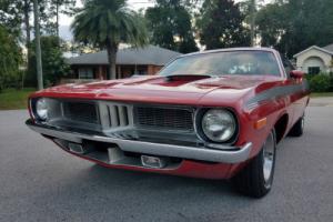 1973 Plymouth Barracuda Photo