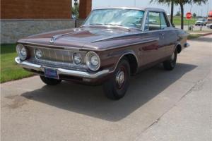 1962 Plymouth Fury --
