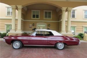 1967 Pontiac Catalina Convertible