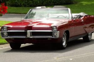 1967 Pontiac Bonneville BONNEVILLE CONVERTIBLE
