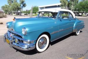 1951 Pontiac Catalina Super Deluxe 2dr HT Photo