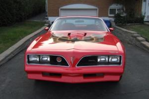 Pontiac: Trans Am FIRETONE RED Photo