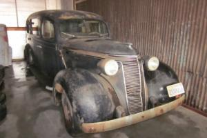 1937 Studebaker Dictator Superior Body Hearse