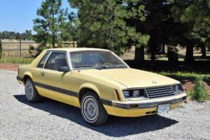 1981 Ford Mustang Coupe