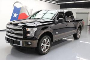 2016 Ford F-150 KING RANCH 4X4 ECOBOOST PANO ROOF NAV!!