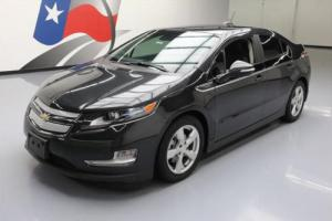 2015 Chevrolet Volt PREM ELECTRIC HYBRID NAV REAR CAM