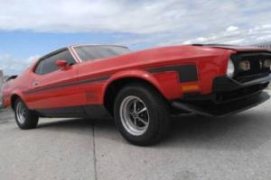 1972 Ford Mustang Photo