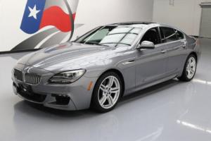 2013 BMW 6-Series 650I GRAN COUPE M-SPORTHP SUNROOF NAV
