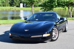 2003 Chevrolet Corvette Z06 2dr Coupe Coupe 2-Door Manual 6-Speed V8 5.7L