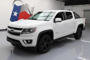 2016 Chevrolet Colorado LT CREW 4X4 SPORT BAR LEATHER
