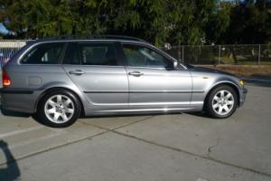 2005 BMW 3-Series ESTATE WAGON