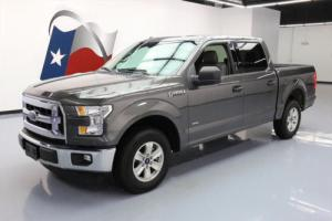 2016 Ford F-150 XLT CREW ECOBOOST 6-PASS ALLOYS