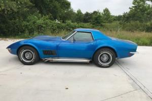 1970 Chevrolet Corvette Conv Photo