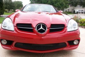 2008 Mercedes-Benz SLK-Class