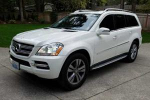 2012 Mercedes-Benz GL-Class Photo