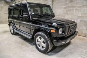 2008 Mercedes-Benz G-Class G500 Photo