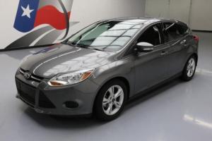 2014 Ford Focus SE HATCHBACK 5-SPEED ALLOY WHEELS