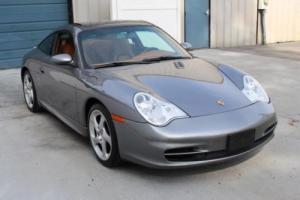 2004 Porsche 911 3.6L 6 Speed Manual Sports Coupe