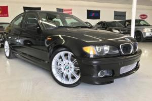2005 BMW 3-Series 330i ZHP 6MT SEDAN