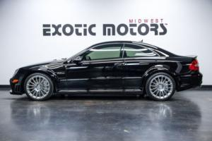 2008 Mercedes-Benz CLK-Class 2dr Coupe 6.3L AMG Black Series