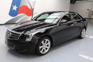 2013 Cadillac ATS 2.5 LUXURY SUNROOF NAV REAR CAM Photo