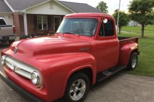 1953 Ford F-150 Short Bed