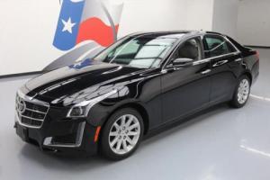 2014 Cadillac CTS 2.0T AWD HEATED SEATS CUE BOSE