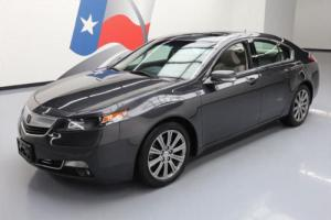 2014 Acura TL SPECIAL ED SUNROOF HTD LEATHER ALLOYS