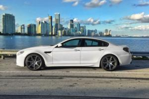 2014 BMW M6 Competition