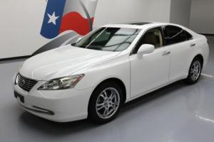 2007 Lexus ES 350 SUNROOF CLIMATE SEATS PWR SUNSHADE